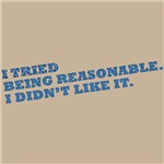 be reasonable