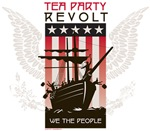 TEA PARTY REVOLT (Eagle)