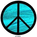 TRUE BLUE PEACE @ www.franklindesigns.net