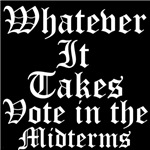 Vote in the Midterms!™: JOIN, OR DIE™