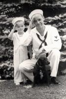 WWII Father and Son