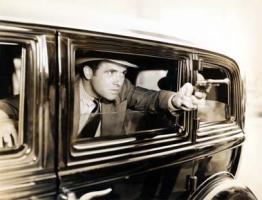 1930s Road Rage