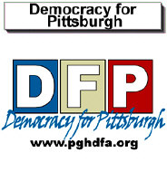 Democracy for Pittsburgh