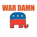 WAR DAMN REPUBLICAN