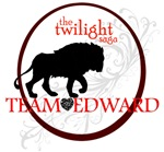 Twilight Saga-Team Edward Lion