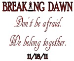 BD- Breaking Dawn