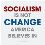 Socialism Is Not Change America Believes In
