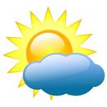 Sun in Cloud