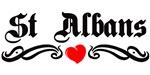St Albans tattoo