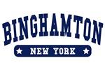 Binghamton College Style