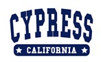 Cypress College Style