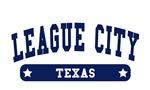 League City College Style