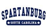 Spartanburg College Style