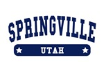 Springville College Style