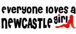 Everybody loves a Newcastle girl