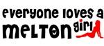 Everybody loves a Melton girl