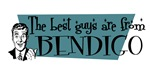 Best guys are from  Bendigo