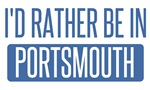 I'd rather be in Portsmouth