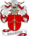 Ballester Coat of Arms, Family Crest