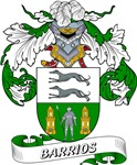 Barrios Coat of Arms, Family Crest