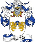 Moliner Coat of Arms, Family Crest