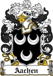 Aachen Coat of Arms, Family Crest