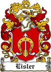 Eisler Coat of Arms, Family Crest
