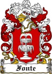 Fonte Coat of Arms, Family Crest