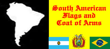 South American Flags, Coats of Arms
