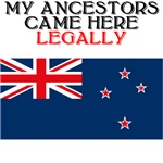 New Zealand Heritage