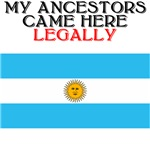 Argentina Heritage