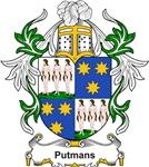 Putmans Coat of Arms, Family Crest