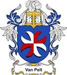 Van Pelt Coat of Arms