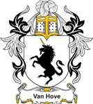 Van Hove Coat of Arms