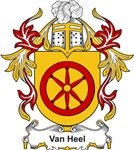 Van Heel Coat of Arms