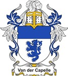 Van der Capelle Coat of Arms