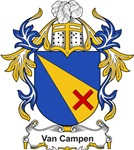 Van Campen Coat of Arms