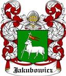 Jakubowicz Coat of Arms, Family Crest