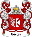 Giejsz Coat of Arms, Family Crest