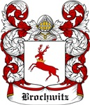 Brochwitz Coat of Arms, Family Crest