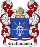 Bratkowski Coat of Arms, Family Crest