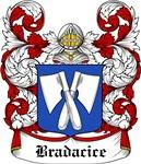 Bradacice Coat of Arms, Family Crest