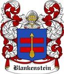 Blankenstein Coat of Arms, Family Crest