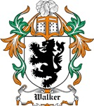 Walker Coat of Arms, Family Crest