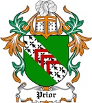 Prior Coat of Arms, Family Crest