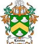 Levins Coat of Arms, Family Crest