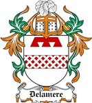 Delamere Coat of Arms, Family Crest