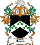 Davis Coat of Arms, Family Crest