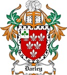 Darley Coat of Arms, Family Crest