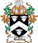 Bulkley Coat of Arms, Family Crest